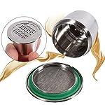 Capsule-ricaricabili-in-acciaio-inossidabile-cialde-per-caff-riutilizzabili-compatibili-con-la-macchina-NespressoSuperficie-del-filo