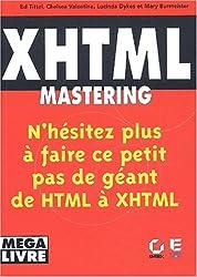 XHTML Mastering