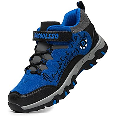 DADAWEN Outdoor Hiking Sneakers