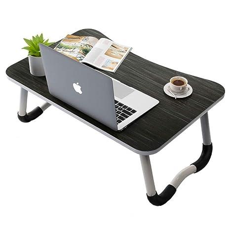 KY Mesa para Ordenador Mesa Plegable portátil para Escritorio ...
