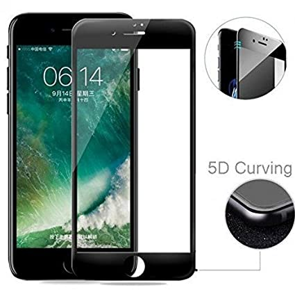 Market Affairs Tempered Glass 5D Curved Edge 9H Amazonin Electronics