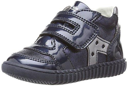 Primigi Baby Mädchen PSM 8032 Sneaker Blau (Blu Scuro/Blu)