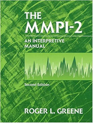 Mmpi 2 an interpretive manual 2nd edition 9780205284160 mmpi 2 an interpretive manual 2nd edition 9780205284160 medicine health science books amazon fandeluxe Images