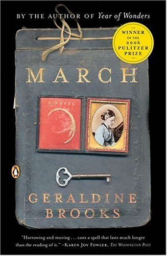 Book cover for March