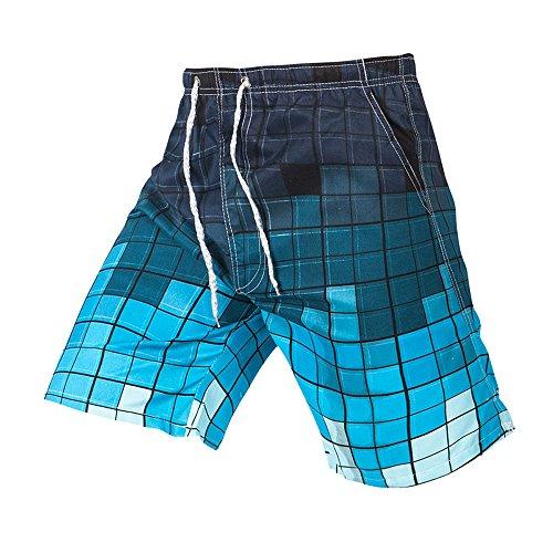 Sfit Homme Short Pants Shorts de Plage Short de Sport en Plage
