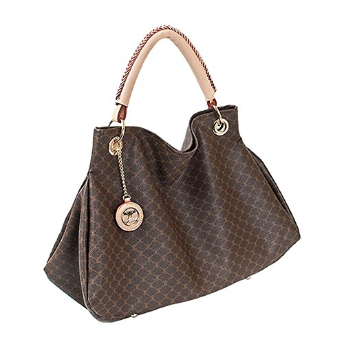 Tote Bag S706 (beige) (Louis Fake Handbags Vuitton)