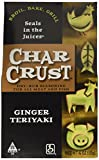 Char Crust Dry-rub Seasoning for Meat & Fish- Ginger Teriyaki