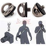 "Generic 1/4"" FastenR3 Adapter screw for Camera SLR/DSLR Sling Strap - Camera accessory"