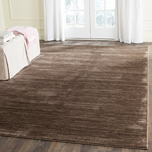 (Safavieh Vision Collection VSN606R Brown Area Rug (8' x 10'))