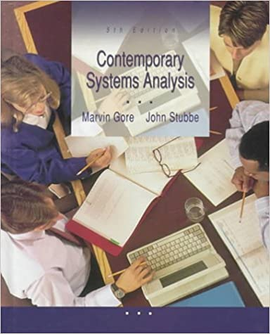 Contemporary Systems Analysis