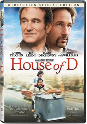 DVD : House of D (Special Edition, , Dolby, Widescreen)