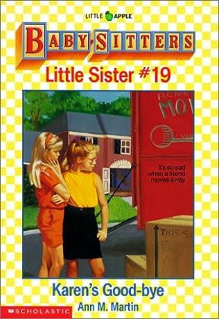 book cover of Karen\'s Goodbye