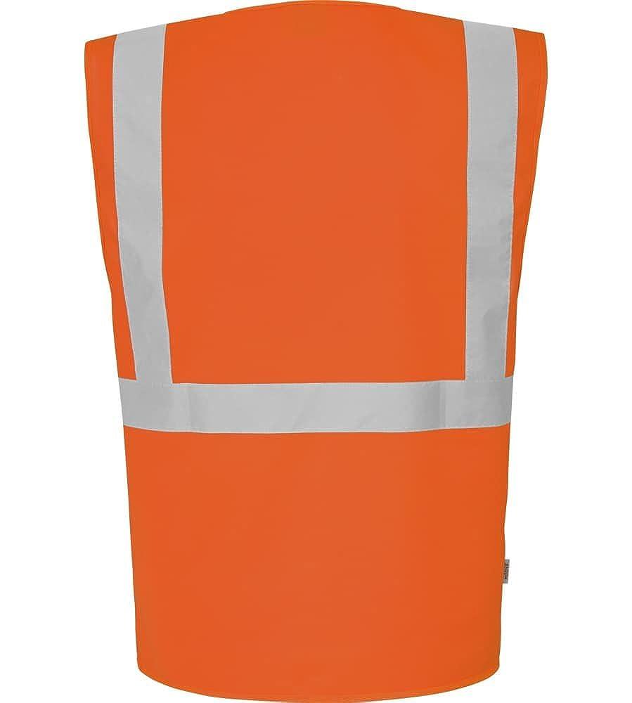 W/ÜRTH MODYF Gilet de Travail Haute visibilit/é Multipoches EN20471 Orange