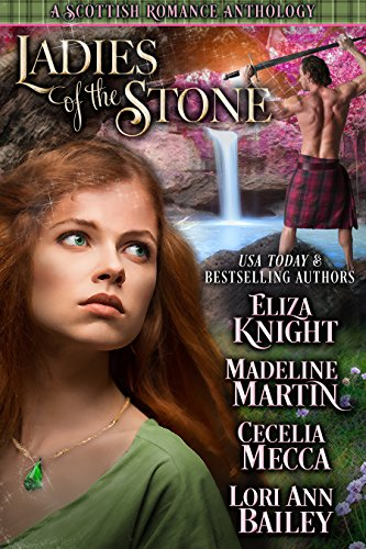 Four bestselling Scottish romance authors take you on an epic journey through the heart of Scotland…Ladies of the Stone: A Scottish Romance Anthology 4-in-1 BOXED SET ALERT!