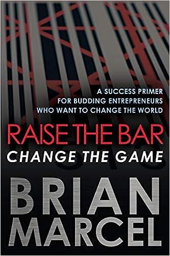 Raising The Bar Book
