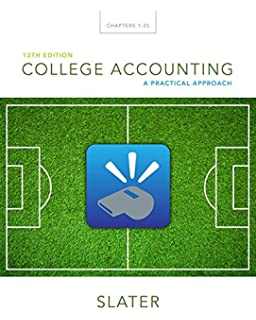 Amazon college accounting a practical approach 13th edition college accounting a practical approach plus mylab accounting with pearson etext access card fandeluxe