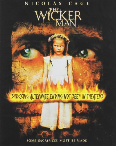 The Wicker Man (2006) (Unrated) [HD DVD] by Nicolas Cage (Nicolas Cage Wicker Man)