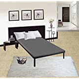 Greaton Heavy Duty Wooden Bed Slats/Bunkie Board Frame Twn Size 79, Twin XL