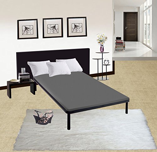 Greaton Heavy Duty Wooden Bed Slats/Bunkie Board Frame, Full XL, Size by Greaton