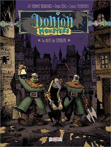 Donjon monsters n° 5 La Nuit du tombeur