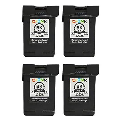 QINK Indicador de nivel de tinta 4BK de alto rendimiento ...