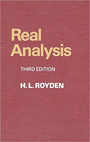 Real analysis 3rd edition halsey royden 9780024041517 amazon real analysis 3rd edition 3rd edition fandeluxe Images