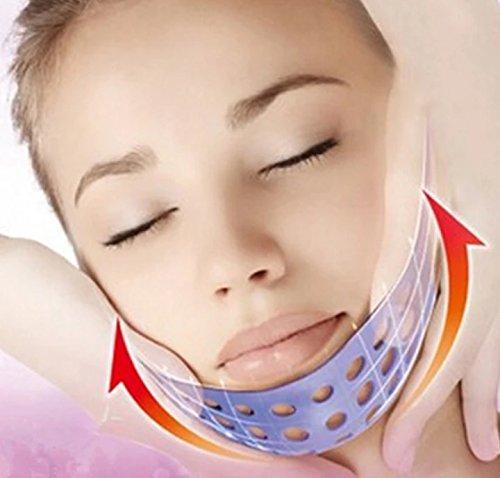 Anti Aging Face Mask - Anti-Faltenmaske - Straffung des Gesichts ohne OP - PREMIUM Lifestyleprodukt von SiaMed