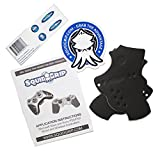 SquidGrip - Sony PS4 Controller Grip - 2 Pack for 2 Controllers, Controller Not Included