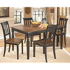 Ashley Furniture Signature Design – Owingsville Dining Room Table