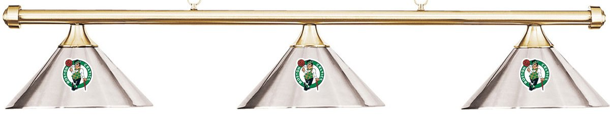 Imperial NBA NBA & ボストンセルティックス B01LYZJWVM クロームメタルシェード & ブラスバービリヤードプールテーブルライト B01LYZJWVM, ノシロシ:42072fb9 --- gamenavi.club