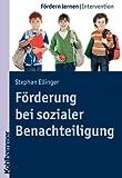 Forderung Bei Sozialer Benachteiligung, Ellinger, Stephan, 3170218069
