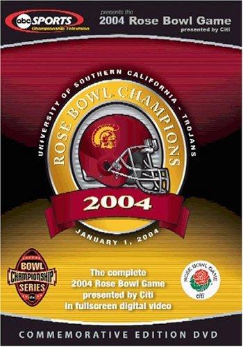 2004 Rose Bowl Game: USC versus Michigan [DVD] [Region 1] [US Import] ()