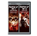 Friday the 13th: Part 5 - A New Beginning / Friday 13th: Part 6 - Jason Lives (Double Feature)