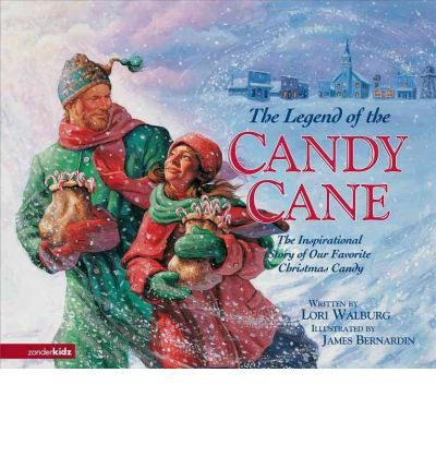 The Legend of the Candy Cane[ THE LEGEND OF THE CANDY CANE ] By Walburg, Lori ( Author )Sep-30-1997 Hardcover