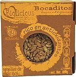 Biolicious Semilla de Girasol, 100 g