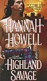 Highland Savage, Hannah Howell, 1420127764