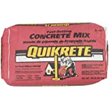 Quikrete Fast Setting Concrete Mix Fast Setting Bag 50 Lbs.