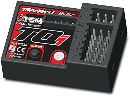 [TVPR_3874]  Amazon.com: Traxxas 6533 TQi 2.4GHz Micro Receiver with Telemetry & TSM  (5-channel): Toys & Games | Traxxas Slash 4x4 Wiring Diagram |  | Amazon.com