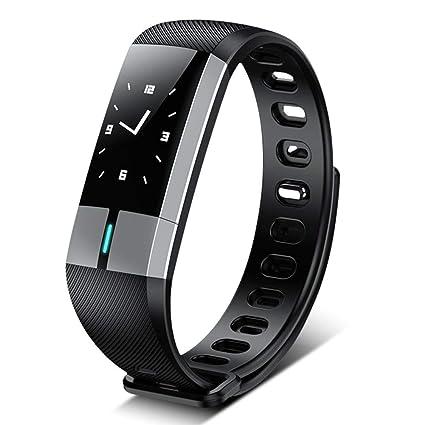 Amazon.com: L-Rrcid Fitness Tracker Bluetooth Smartwatch ...