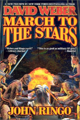 Download March to the Stars (Weber, David) pdf