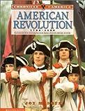 American Revolution, 1700-1800, Joy Masoff, 0439051096