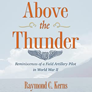 Above the Thunder Audiobook