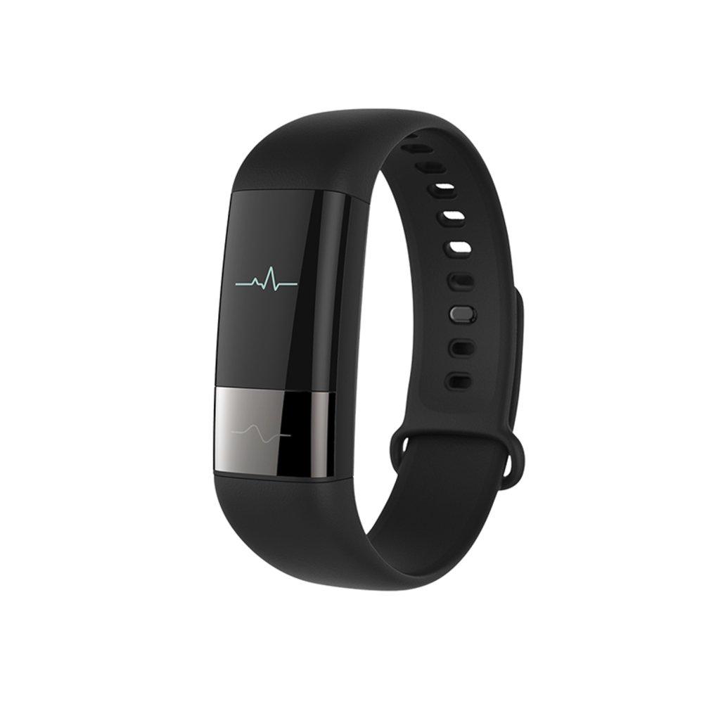 多機能Fitness Trackerスマートリストバンド、歩数計CardiovascularモニターハートレートモニターLED防水、青tooth bracelet-b 20 cm 20 x 20 cm ( 8 x 8インチ)