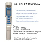 PH Meters |in 1 Function TDS PH EC Meter
