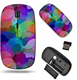 MSD Wireless Mouse Travel 2.4G Wireless Mice with USB Receiver, Noiseless and Silent Click with 1000 DPI for notebook, pc, laptop, computer, mac book design 32504065 Social collaboration network and p