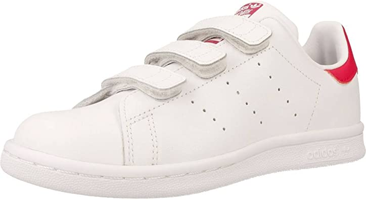 adidas Stan Smith CF C, Chaussures de Gymnastique Mixte