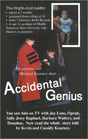 Accidental Genius Amazonde Kevin James Kearney Cassidy Yumiko Fremdsprachige Bucher