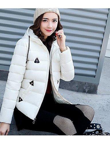 Manches Autre Femme Long Manteau Longues Coton Polypropylène Acrylique Motif Rayé Active Yameijia Simple Night 7qvxUxw