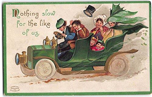 Green Day Postcard - 6