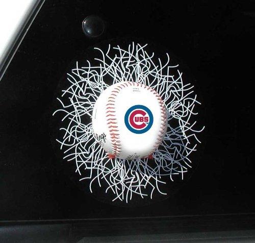 Chicago Cubs Sportz Splatz (Window Splatz Sportz)